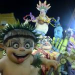 La fiesta de las Fallas está 'diseñada' para grandes y peques