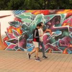 ¿Conoces los graffiti y el arte urbano de Valencia? Mira…
