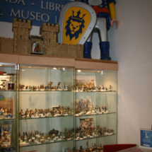 Museo L'Iber de los Soldaditos de Plomo, en Valencia