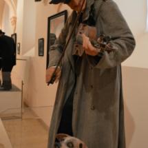 Ninot Indultat de 1942, en el Museo Fallero
