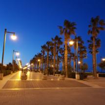 Paseo Marítimo de Valencia