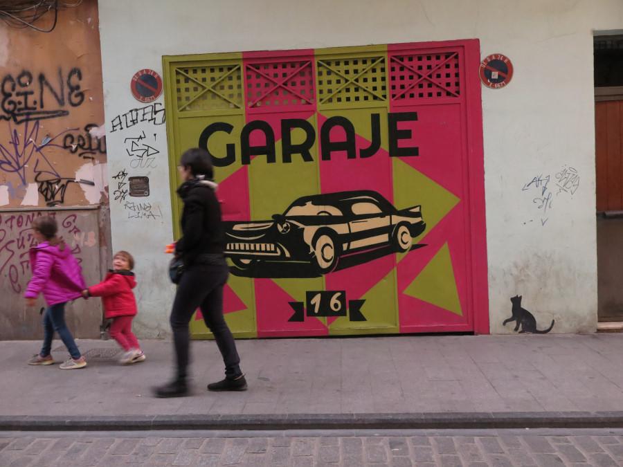 Graffiti de Valencia