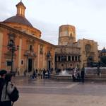 Plaza de la Virgen de Valencia
