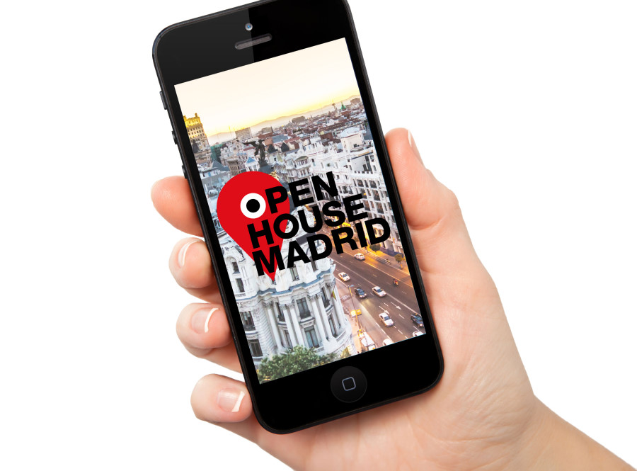 App de la Open House de Madrid