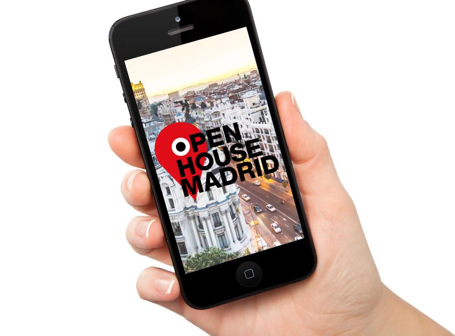 App de la Open House de Madrid