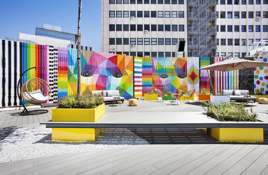 Coworking Twisttt by Loom Arquitectos