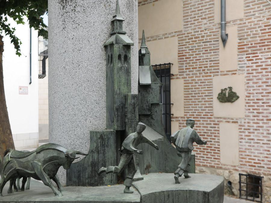 Escultura de Navalcarnero