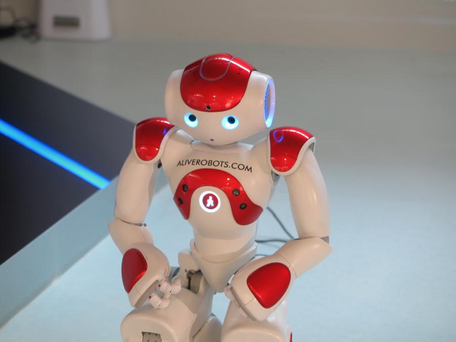 Nao es uno de los robots más avanzados del mundo