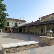 Plaza de Tamajón