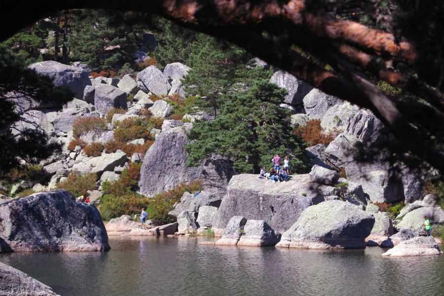 Visitamos la Laguna Negra de Soria en familia