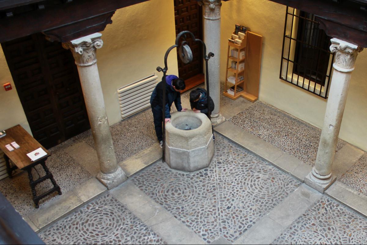 Visitamos la casa natal de Miguel de Cervantes en Alcalá de Henares