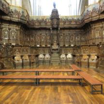 Coro de Santo Domingo de la Calzada
