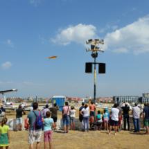 Exhibición aérea en Cuatro Vientos, el primer domingo de cada mes