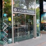 Así es Juguetrónica, tienda de robótica y Museo del Robot de Madrid