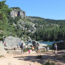 Entorno de la Laguna Negra, en Soria