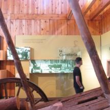'Museo' de la Laguna Negra