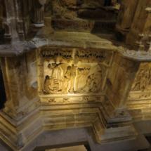 Representación de los milagros de Santo Domingo de la Calzada