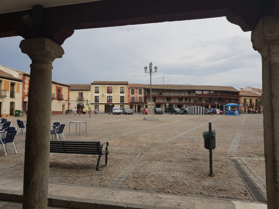 Plaza de Segovia de Navalcarnero