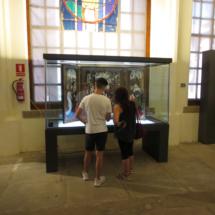 Sala capitular de la Catedral de Santo Domingo de la Calzada