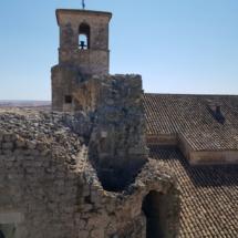 Exterior del Castillo de Garcimuñoz