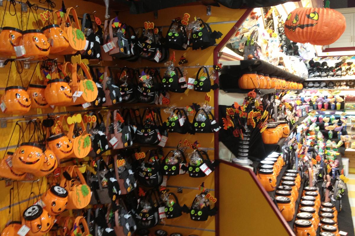 Dónde comprar chuches originales para Halloween