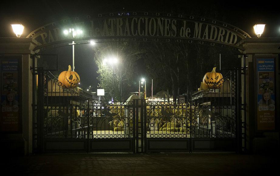 Halloween 2018 en el Parque de Atracciones de Madrid