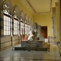 Monumento funerario del Panteón de Hombres Ilustres de Madrid