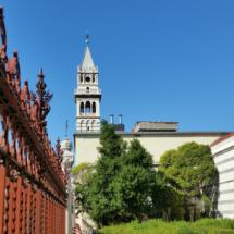 Jardín del Pantelón de Hombres Ilustres de Madrid