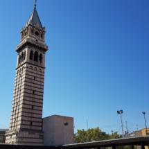 Torre del Pantelón de Hombres Ilustres de Madrid