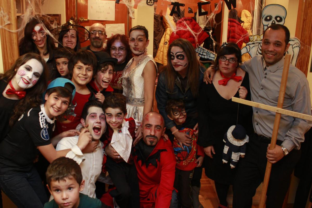 Te damos un montón de ideas para difrazarse en Halloween