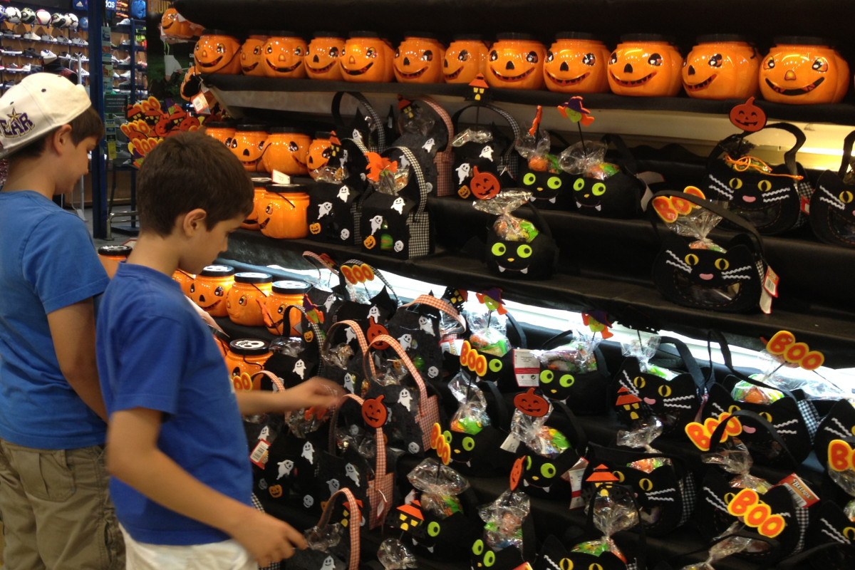 Tiendas para comprar cosas para Halloween con peques