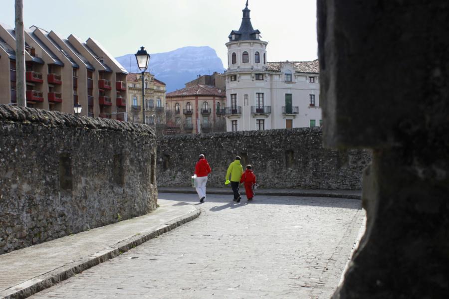 Calles de Jaca