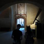 Visita a Santa María de Nájera