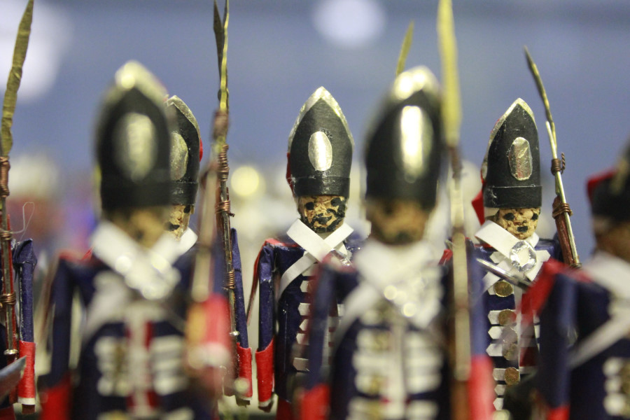 Museo de Miniaturas Militares de Jaca