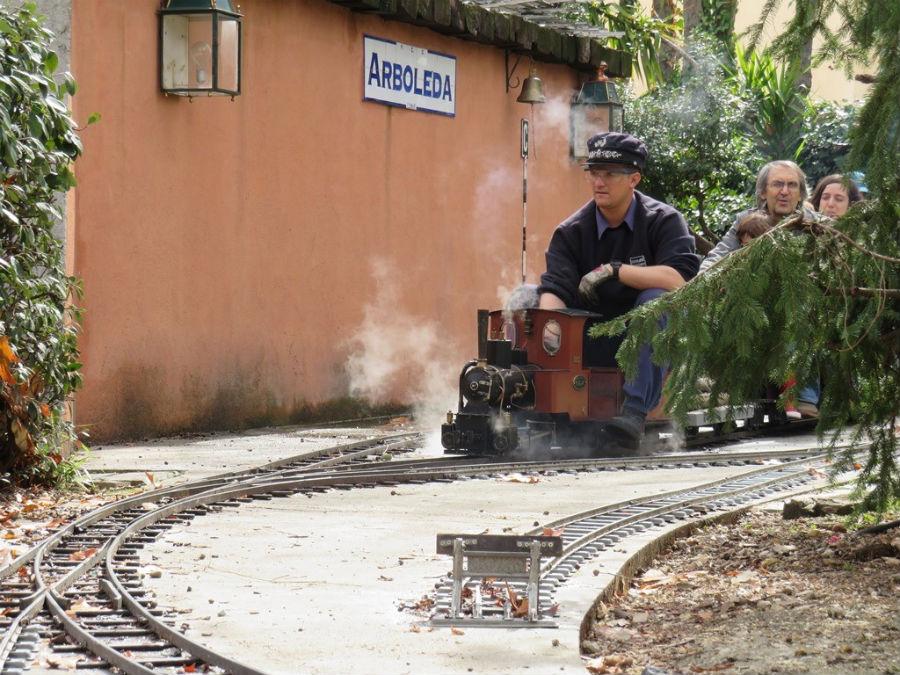 Actividades infantiles en el Museo del Ferrocarril