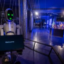 Entrada expo Nosotros Robots