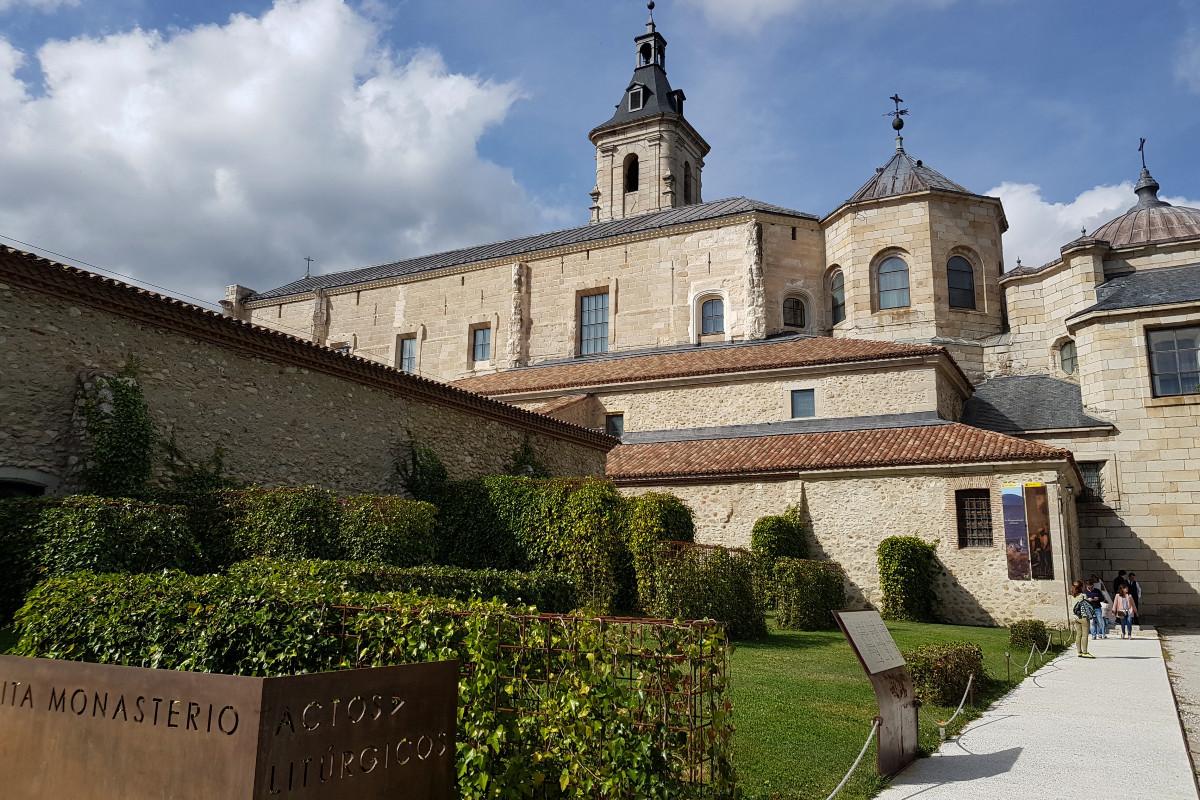 Monasterio del Paular, en Rascafría, Madrid