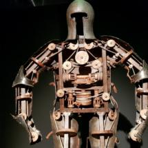 Robot de Leonardo da Vinci