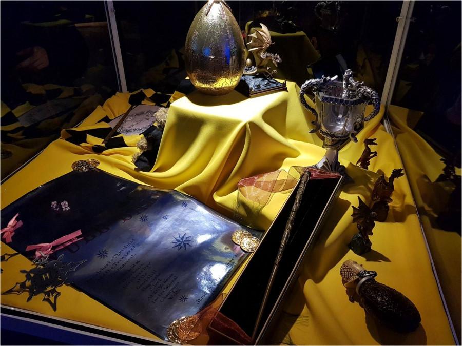 Detalle de la expo 'Experiencia Patronus'