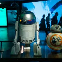 Robots de 'Star Wars'