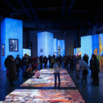 'Van Gogh Alive': música e imágenes gigantescas para sumergirte en arte