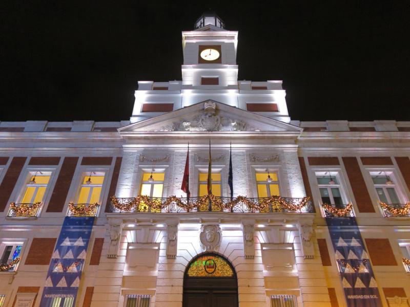 Belén de la Comunidad de Madrid 2018