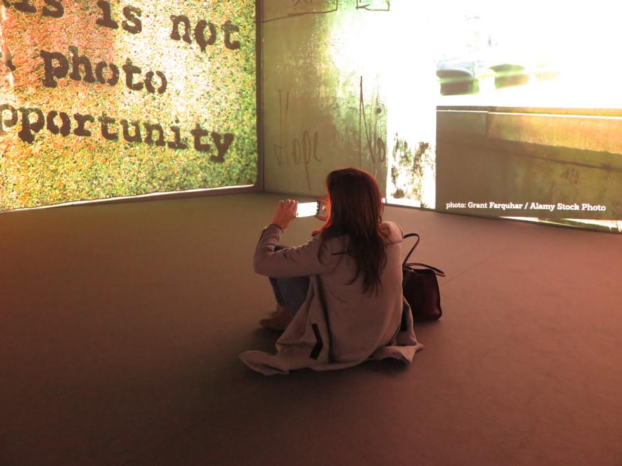 Exposicion Banksy Madrid