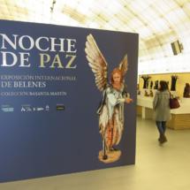Noche de Paz, exposición de belenes en Matadero