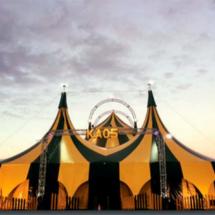 Circo navideño en Alcalá de Hernares