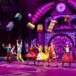 Escpectáculo del Circo Price en la Navidad 2019
