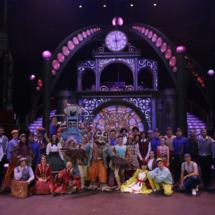 Escpectáculo del Circo Price en la Navidad 2019v