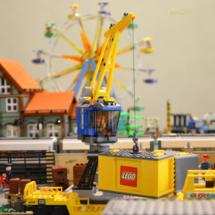 Exposición de Lego en Madrid