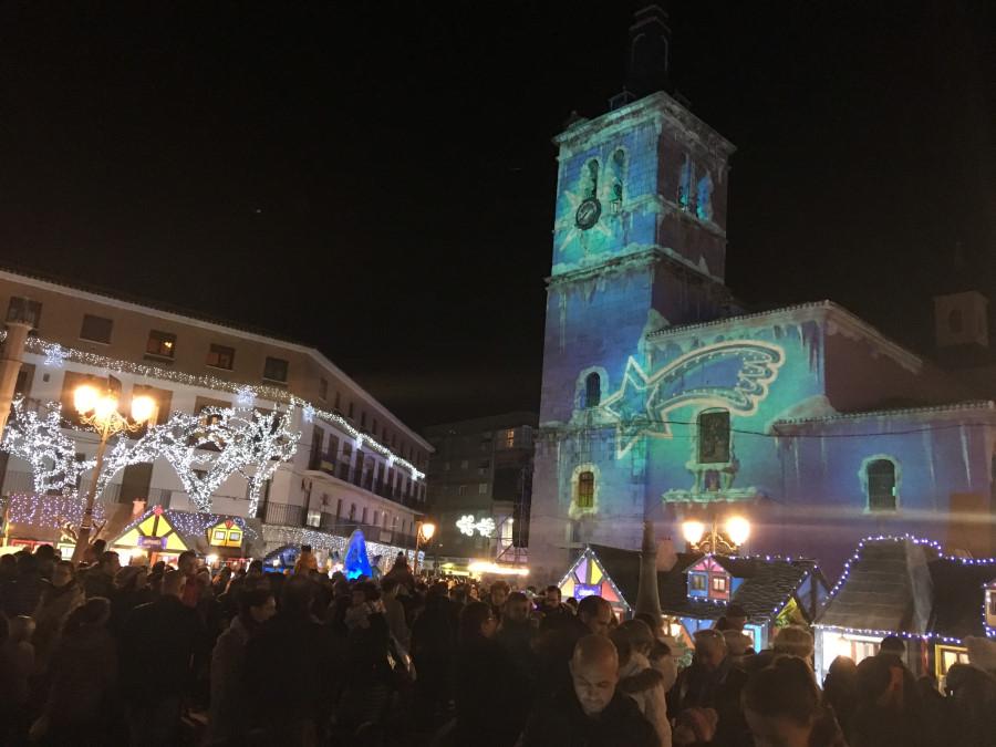 Recinto navideño de Torrejón de Ardoz
