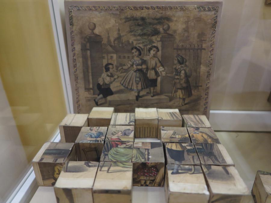 Puzzle del Museo del Romanticismo